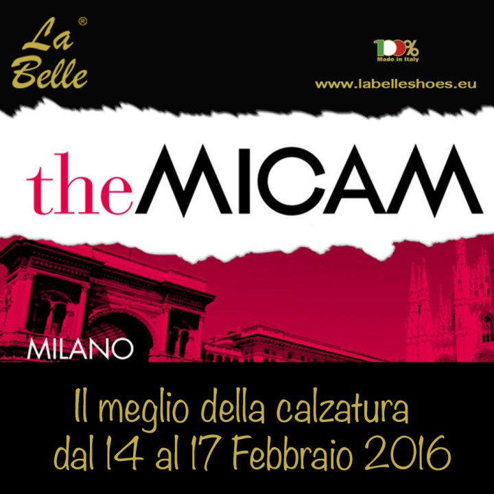 MICAM 2016  Collection F/W 2016