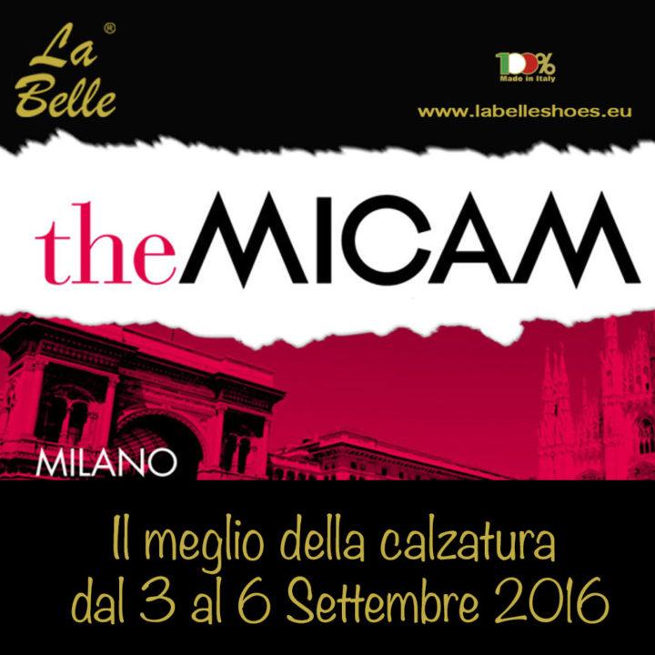 MICAM 2016  Collezione S/S 2017
