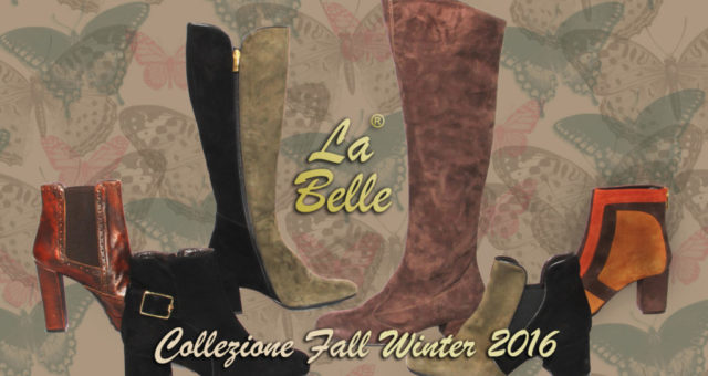 La Belle Collection F/W 2016