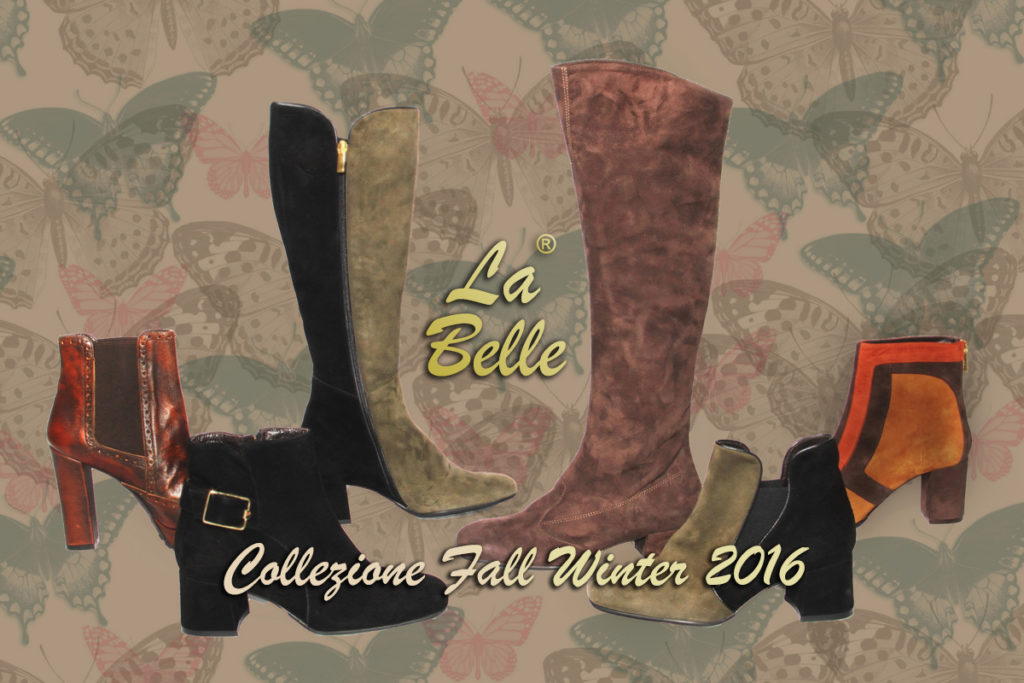 La Belle Collection F/W 2016