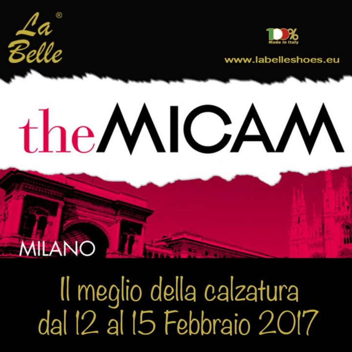 MICAM 2017  Collection F/W 2017
