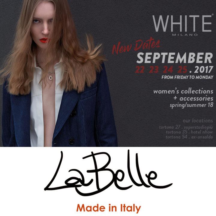 WHITE Milano Collezione S/S 2018