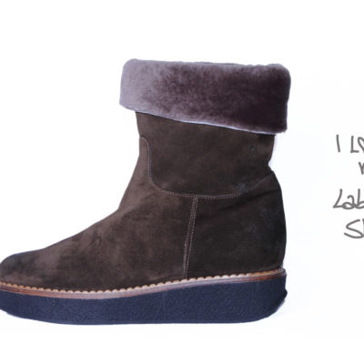 ART. S004M STIVALETTO CON SHIRLING