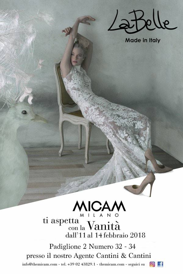 Micam 2018 Collection F/W 2018