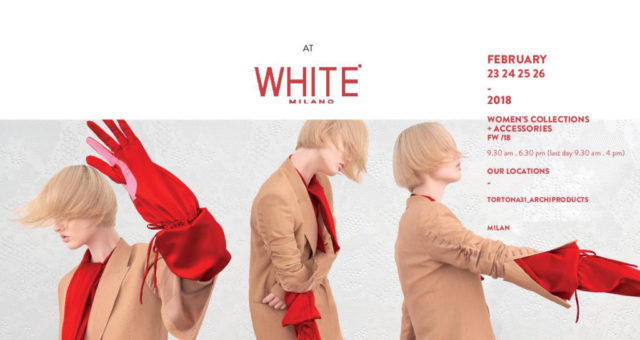 White Show Milano - Collection F/W 2018