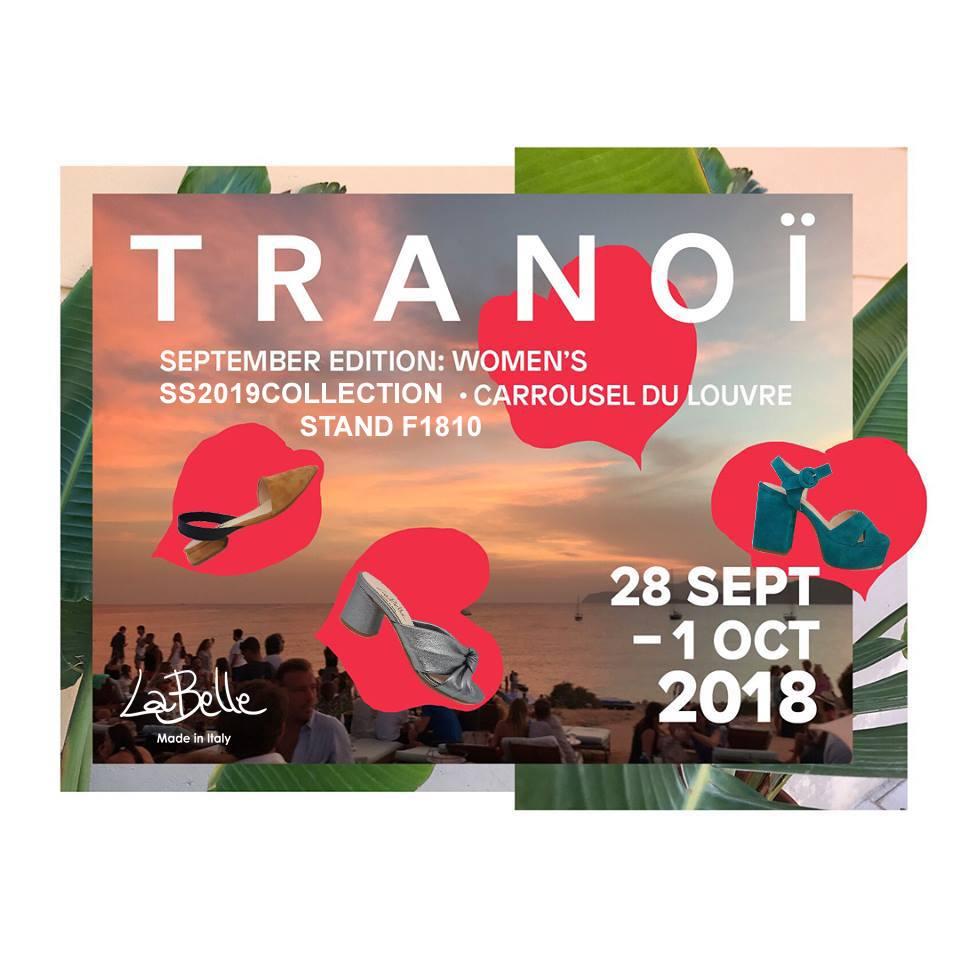 Tranoi Paris – Collection S/S 2019