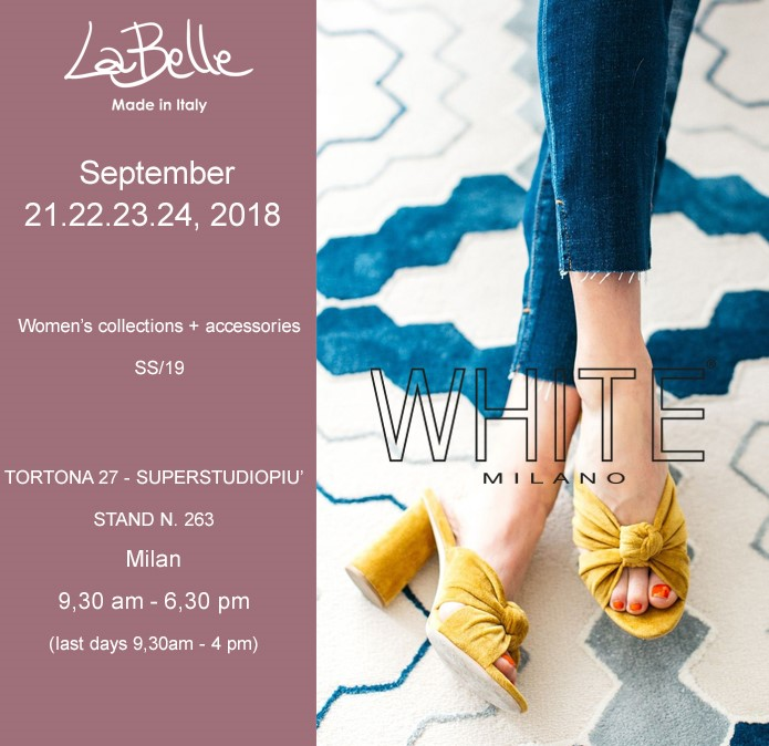 White Show Milano – Collection S/S 2019