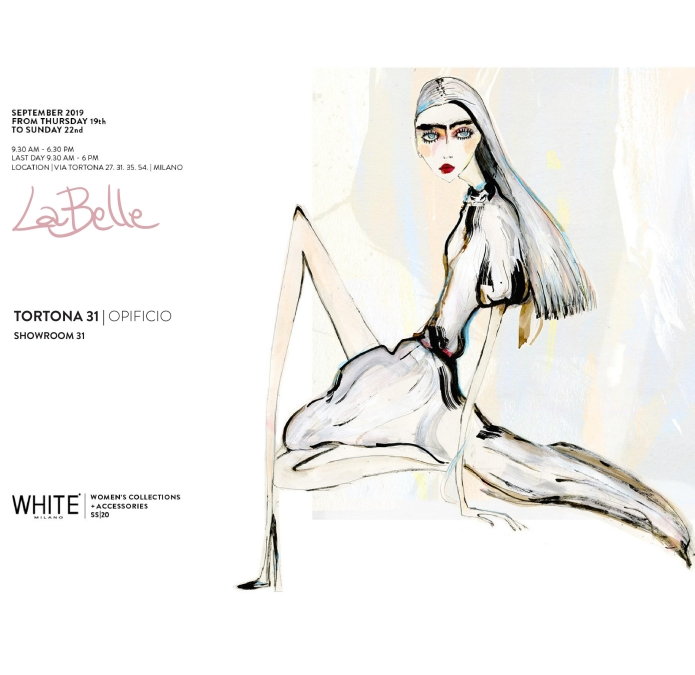 White Show Milano – Collection S/S 2020