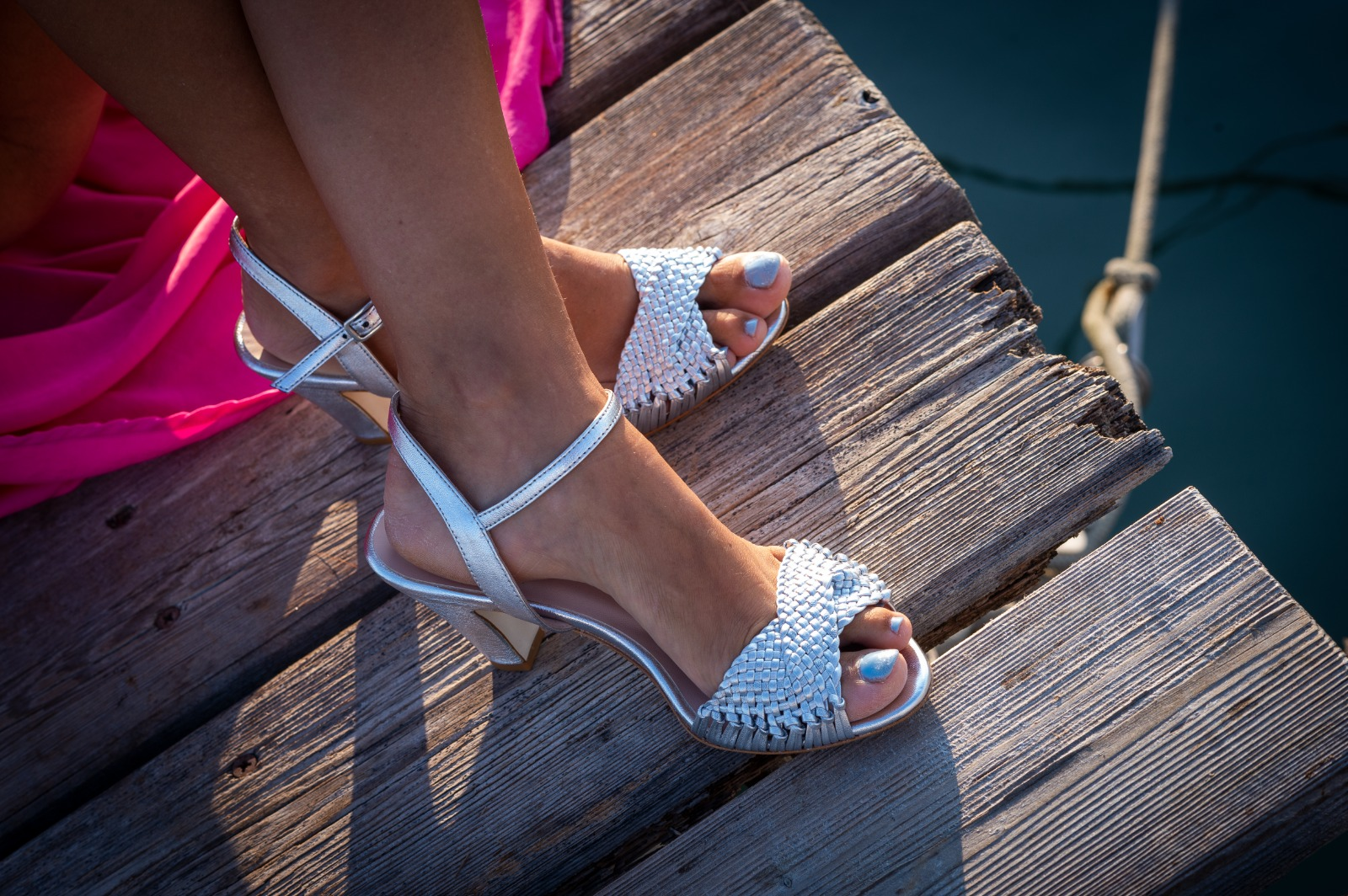New Collection SS22 | White Milano | Gallery Shoes